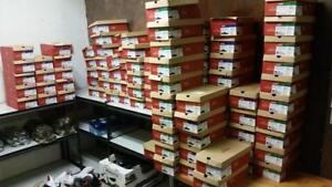 BRAND NAME SHOES BLOWOUT DEAL *MENWOMEN & KIDS *MIX SIZE & STYLE * 650 PAIRS!!!