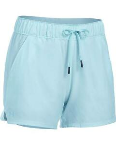 Under Armour Women's Light Blue Hiking Shorts - 1289413-400