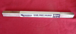 MG Chemicals #4901 SN99 Lead Free Solder 99.3 % Tin & 0.7 % Copper 2 lbs bar