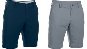 Under Armour Match Play Tapered Men Golf Shorts Style #1272356 Pick Color