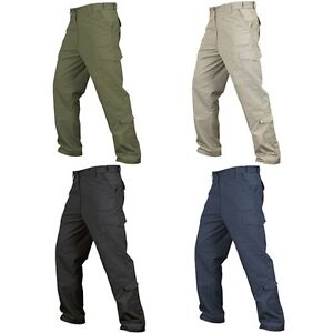 Condor 608 Tactical Rip Stop Military Police Hunting Hiking Cargo Sentinel Pants