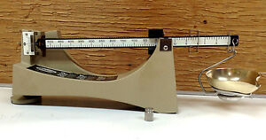OHAUS RELOADING grain SCALE #505 makers of RCBS 505 scale