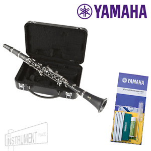 Yamaha YCL-255 Upgraded Student Bb Clarinet - Used  MINT CONDITION
