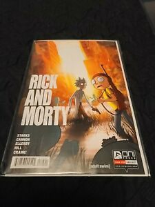 Rick And Morty 16 Oni Comic Last Of Us Variant Cover Rare Adult Swim SDCC NYCC $249.99