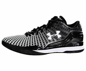 Under Armour Mens ClutchFit Drive Low Basketball Shoes Black SZ- Pick SZColor.