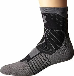 Under Armour Mens UA Basketball Curry Mid  Socks MD 9-11- Pick SZColor.
