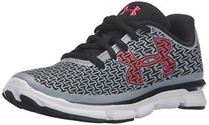 Under Armour Boys Pre School ClutchFit RebelSpeed Running Shoes 3 $79.02