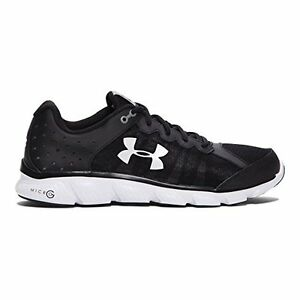 Under Armour Mens Micro G Assert 6 - 2E Wide Running Shoes- Pick SZColor.