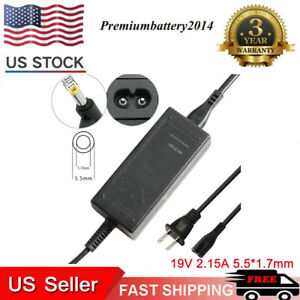 AC Adapter charger for Dell Inspiron Mini 1210 1011 10 10v 1012 1018 P09T P04T