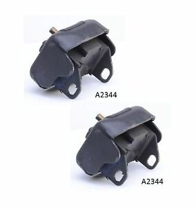 2 PCS FRONT LEFT amp; RIGHT MOTOR MOUNT For 1974 1978 FORD MUSTANG II 2.3L amp; 2.8L $34.45