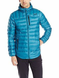 Under Armour Mens Storm ColdGear Infrared Turing Hooded Jacket Legion BlueBlac