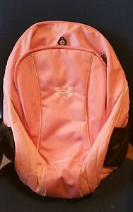 Under Armour  Backpack light pink