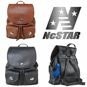 NcSTAR BWP Womens Concealed Carry CCW Compact Pistol Holster Satchel Bag Purse