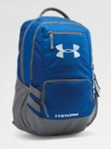 Under Armour Storm II Hustle Backpack (6 Colors to choose from)