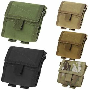 Condor MA36 Tactical MOLLE PALS Roll-Up Utility Tool Magazine/Shell Dump Pouch