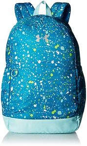 Under Armour Girls' Favorite Backpack Blue ShiftBlue Infinity One Size
