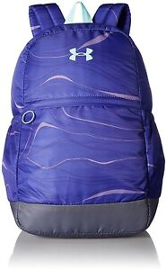 Under Armour Girls' Favorite Backpack Constellation PurpleApollo Gray One