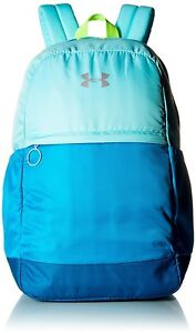 Under Armour Girls' Favorite Backpack Blue InfinityBlue Shift One Size
