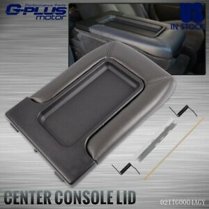 Center Console Fits 99 07 Chevy Silverado OEM GM Part 19127364 Lid Armrest Latc