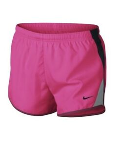 NWT Nike Tempo Dri-Fit Girl's Running Gym shorts  624411-641 XL Neon Pink