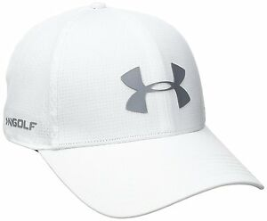 UNDER ARMOUR UA COOLSWITCH DRIVER CAP GOLF White Steel From Japan FS