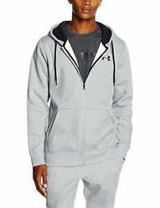 Under Armour Storm Rival Cotton Full Zip Training Top - SS17 - XX Large - Grey