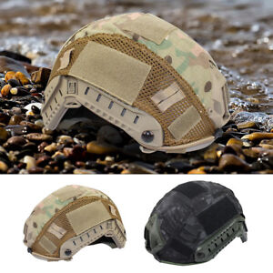 Tactical Airsoft Military Paintball Gear Helmet Cover for CS Hunting OPS-CORE