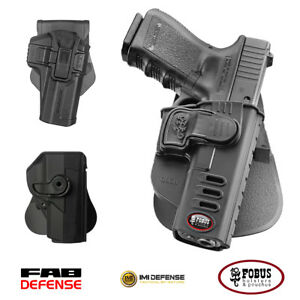 concealed Carry Glock Holsters (All Models) - Fobus Fab Defense IMI Defense