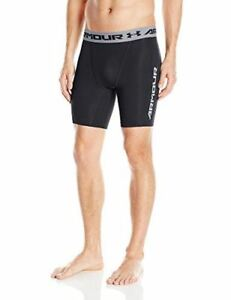 Under Armour Men's CoolSwitch Compression Shorts BlackReflective X-Large