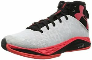 UNDERARMOU Under Armour Mens UA Fireshot Basketball Shoes  White