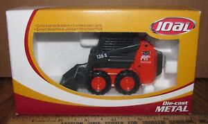 Thomas 135S Skid Steer Loader 132 Joal Toy 190 DieCast Metal Construction bear