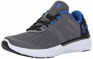 Under Armour Boys Grade School Micro G Fuel Running Shoes 6 M- Pick SZColor.