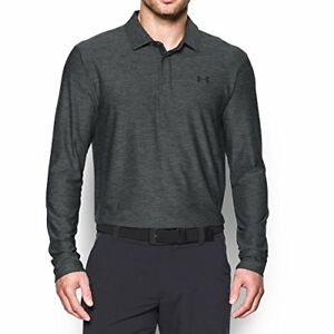 Under Armour Apparel Mens Playoff Long Sleeve Polo- Pick SZColor.