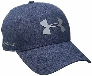 UNDER ARMOUR UA COOLSWITCH DRIVER CAP GOLF ACADEMY STEEL From Japan FS