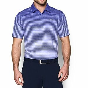 Under Armour Apparel Mens CoolSwitch Trajectory Polo- Pick SZColor.