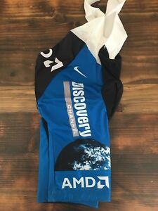 Discovery Channel Nike Pro Team Bib Cycling Short Real Team Issue