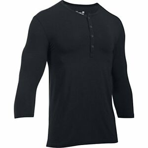 Under Armour Apparel Mens Athlete Recovery Henley Sleepwear- Pick SZColor.