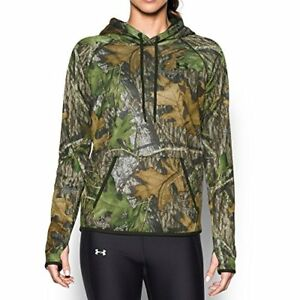 Under Armour Apparel Womens Icon Camo Hoodie- Pick SZColor.