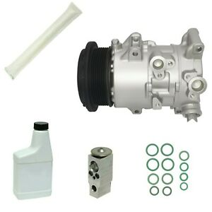RYC Remanufactured AC Compressor Kit IG386 Fits Toyota Camry 2.4L 2007 2008