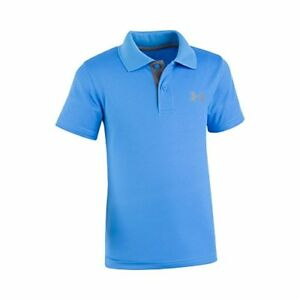 Under Armour Childrens Apparel Little Boys Ua Match Play Polo- Pick SZColor.