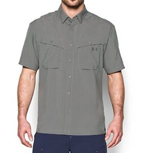 Under Armour Outdoors Mens Tide Chaser Short Sleeve- Pick SZColor.