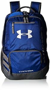 Under Armour Bags Armor Team Hustle Backpack- Pick SZColor.