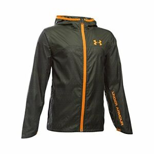 Under Armour Outdoors Boys Leeward Windbreaker- Pick SZColor.