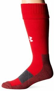 Under Armour Socks Mens Baseball Over-the-Calf (1 Pair)- Pick SZColor.