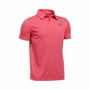 Under Armour Apparel Armor Boys Threadborne Feeder Polo- Pick SZColor.