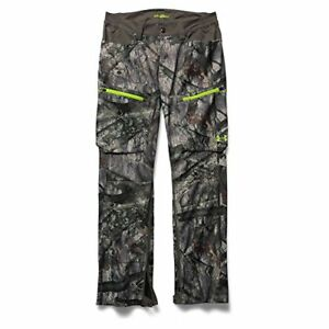 Under Armour Coldgear Infrared Scent Control Softershell Pant - Mens Mossy Oak