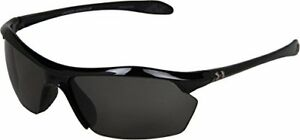 Under Armour Shiny Black Frame  Gray Lens- Pick SZColor.