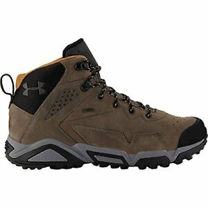 Under Armour UA Tabor Ridge Leather Boot - Mens Steepest Green  Graphite
