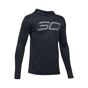 Under Armour Apparel Boys Sc30 Shooting Shirt Youth S- Pick SZColor.