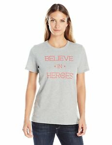 Under Armour Apparel Womens Believe In Heroes Short Sleeve T-Shirt
